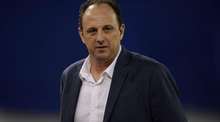 Rogério Ceni, técnico do flamengo.