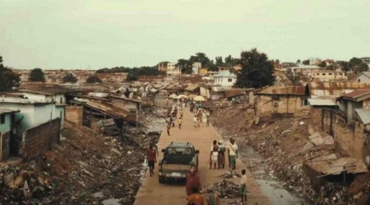 Gana foi o país africano em que a maior parte de
