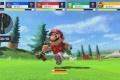 Cada personagem tem sua própria tacada especial: a de Mario afasta as bolas dos adversários. - REPRODUÇÃO