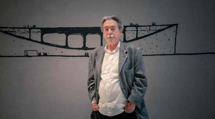 Mendes da Rocha foi um dos mais premiados arquitetos do país.
