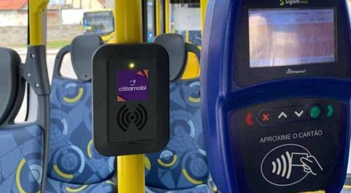 Usuários podem pagar passagem de ônibus pelo celular em Sorocaba