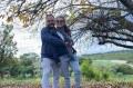 Leandro e Carla escolheram Piedade para comemorar o aniversário de casamento e não se arrependeram. - DIVULGAÇÃO / ADORAI CHALÉS