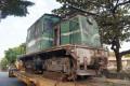 Locomotivas elétricas modelo 40 toneladas ficarão expostas. - DIVULGAÇÃO