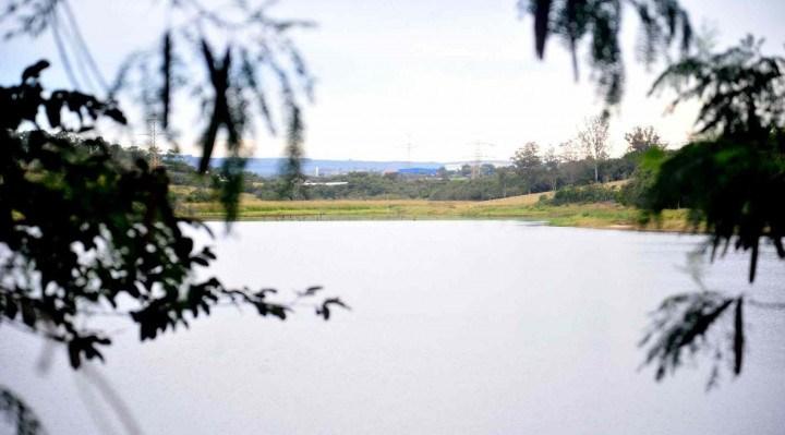 Sistema Castelinho/Ferraz, no Éden, está operando com 58% de sua capacidade.