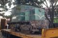 Duas locomotivas históricas da EF Elétrica Votorantim serão preservadas     - Divulgação