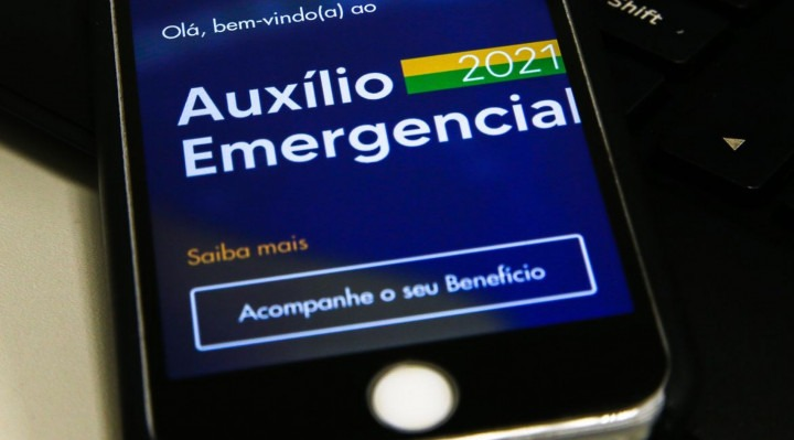 Ao todo, 45,6 milhões de brasileiros serão beneficiados pela nova rodada do auxílio emergencial