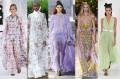 Reprodução - Fotos: Chanel, Erdem, Valentino, Etro e Giambattista Valli © ImaxTree